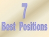 7 Best Positions