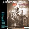 Calendar ortodox 2013