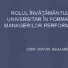 Capacitatea manageriala