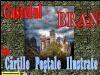 Castelul Bran In Cartile Postale Ilustrate.